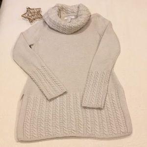 Ellen Tracy wool blend sweater size medium